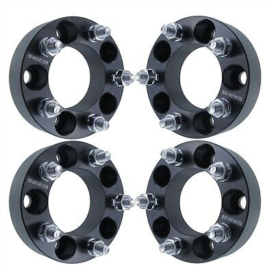 $62.94 • Buy 4x 5x4.5 Wheel Spacers 1.25  Inch Fits Jeep Wrangler TJ YJ XJ KJ KK ZJ MJ