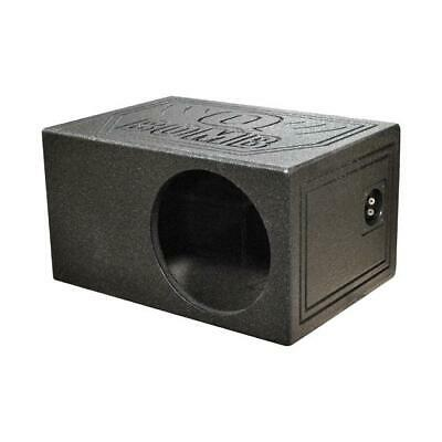 $ CDN99.37 • Buy Qpower QBOMB10VLSINGLE Single 10  QBOMB Woofer Box