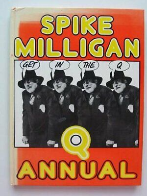 Get In The Q Annual,Spike Milligan • 4.07£