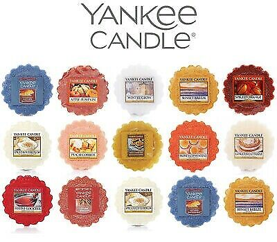 Yankee Candle 43 Different Flavor Scent Wax Tarts Melts Single & Multi Pack P&P  • 2.99£