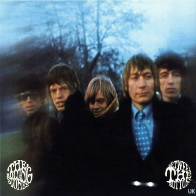 The Rolling Stones-Between The Buttons [UK Version] CD Hybrid SACD, Limited Edit • 10.89£