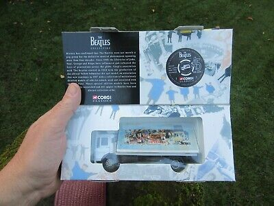 Corgi Beatles  Boxed AEC Lorry Anthology Billboard 1997 Apple Corps Ltd Ex • 12.50£