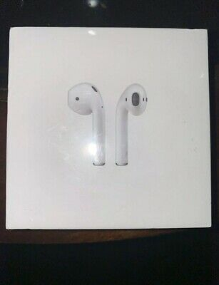 $ CDN96.68 • Buy BRAND NEW SEALED Apple AirPods 2nd Generation W/ Wireless Charging Case