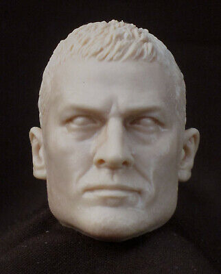 CUSTOM Andy Whitfield SPARTACUS RESIN HEAD SCULPT. Action Figures, 1/6 Scale  • 16£