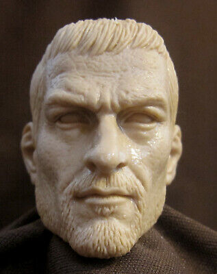 Andy Whitfield SPARTACUS RESIN HEAD SCULPT. Action Figures, 1/6 Scale V-12 • 14£