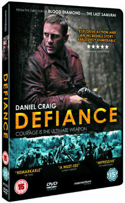 DEFIANCE - DVD (BRAND NEW & SEALED) Daniel Craig • 2.49£