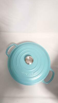 Le Creuset Buffet Casserole 30 Cm Riviera,NEW FEDEX Ship • 470.33£