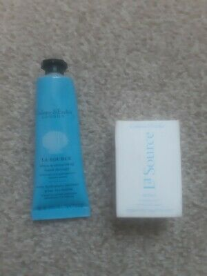 New Crabtree & Evelyn La Source Hand Cream Sealed & Soap!!! • 2.99£