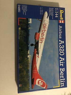 Revell 1:144 Airbus A320 Air Berlin • 12£