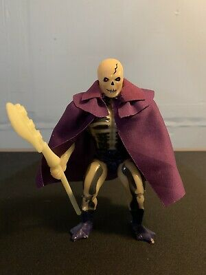 $229.99 • Buy MOTU - Masters Of The Universe - Vintage Scareglow Complete Repro Cape/halbred