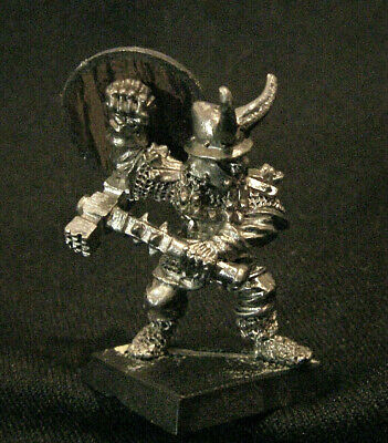 Classic OOP Citadel BC7 Heroic Fighters - HARALD / HARRY THE HAMMER - Oldhammer • 4.20£