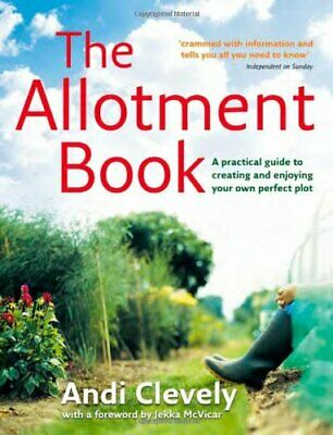 The Allotment Book, Clevely, Andi, Used; Good Book • 3.42£