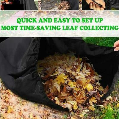 AU35.75 • Buy Lawn Garden Bags,Lawn Tractor Leaf Bag 420D Faster Lawn Cleanup Yard Waste Bag