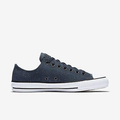 £37.99 • Buy Converse CONS Chuck Taylor All Star Pro Peppered Suede Obsidian Lace Up Trainers