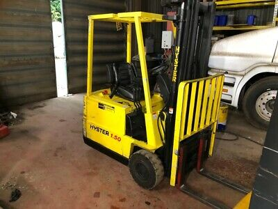 £3895 • Buy Hyster Electric Forklift