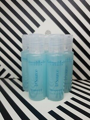 Crabtree And Evelyn La Source Shampoo 5x30ml New Travel Size Gift • 4.99£