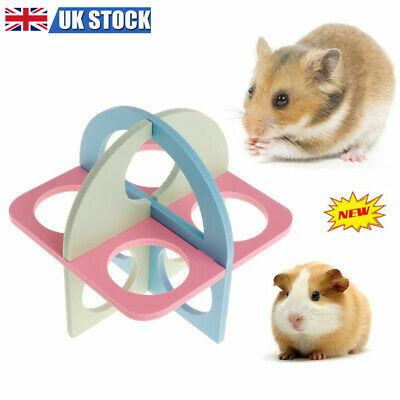 £4.58 • Buy Hamster Ladder Exercise Fitness Toys Climb Sport Small Pets Activity Toys UK