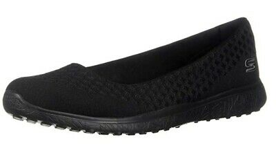 SKETCHERS Slip On Comfortable Memory Foam Microburst One Up Shoes Trainer-UK 6 • 64.99£
