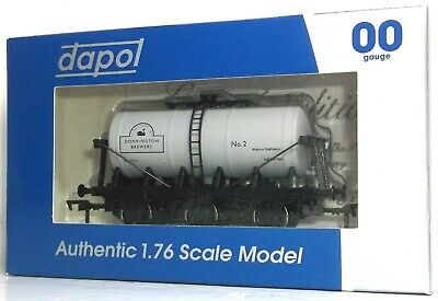 Dapol/gwr/donnington Brewery Ltd Edit Donnington Brewery 6 Wheel Tank Wagon • 14.99£