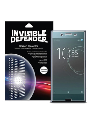 $ CDN7.99 • Buy Invisible Defender Full Coverage HD Clarity Screen Guard For Sony Xperia XZ Prem