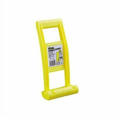 £15 • Buy Stanley Drywall Panel Carrier In Yellow Plastic With Ergonomic Lifting Handle
