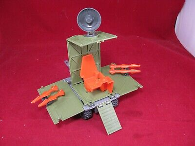 $ CDN32.59 • Buy 1987 Hasbro Gi Joe ARAH Coastal Defender AA Missile Battery Trailer Complete