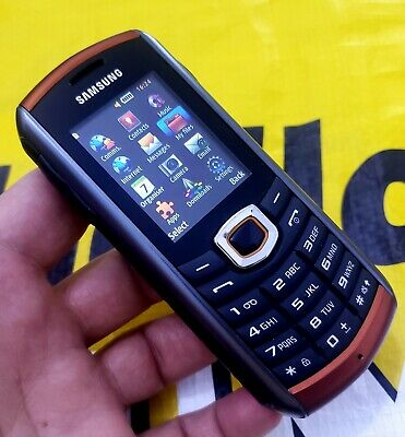 Samsung Solid Immerse GT-B2710 - (Unlocked) Mobile Phone  Excellent Condition • 49.99£