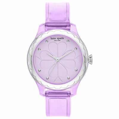 $ CDN62.60 • Buy Kate Spade New York Women's Rosebank Stainless Steel KSW1604 Quartz Watch Purple
