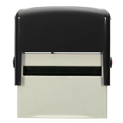 CUSTOMISED SELF INK RUBBER STAMP, Business School Accounts Name Address Etc GD • 9.38£