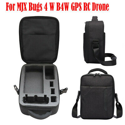 AU44.70 • Buy Travel Durable Shoulder Bag Carrying Bag Protective Storage For MJX Bugs 4 W B4W