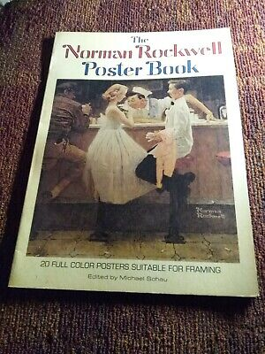 $ CDN32.44 • Buy The Norman Rockwell Poster Book By Rockwell, Norman 20 POSTERS NM 1976