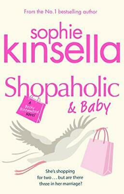 (Very Good)-Shopaholic And Baby (Paperback)-Sophie Kinsella-0552772755 • 2.95£