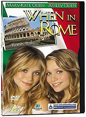 When In Rome [DVD], , Used; Very Good DVD • 2.19£