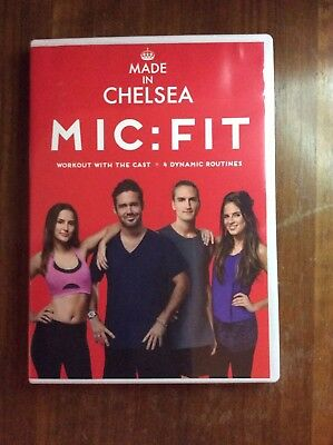 Made In Chelsea MIC:FIT DVD • 0.99£