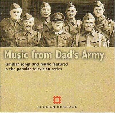 £10.29 • Buy Music From Dads Army CD Value Guaranteed From EBay's Biggest Seller!