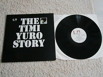 Lp Timi Yuro/ The Timi Yuro Story Volume 2 /united Artists Records HOLLAND • 7.50£