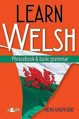 Learn Welsh - Phrasebook And Basic Grammar, Gruffudd, Heini • 5.26£