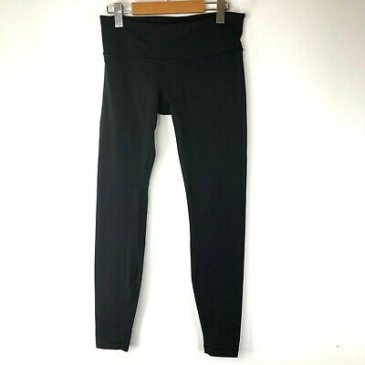 $ CDN51.04 • Buy Lululemon Wunder Under Pant Black  Size 8