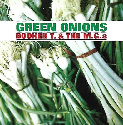 Booker T. & The MG's - Green Onions (1994) • 2£