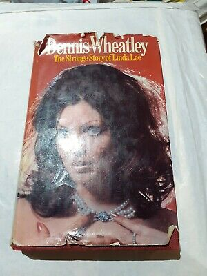 Dennis Wheatley  1st Edition The Strange Story Of Linda Lee • 8£