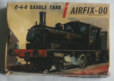 Airfix Pug Saddle Tank Unassembled 00 Gauge Kit C1970s • 2.99£