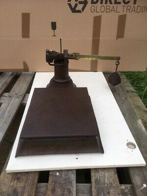 £75 • Buy Vintage Cast Iron Balance Scales  & Weights