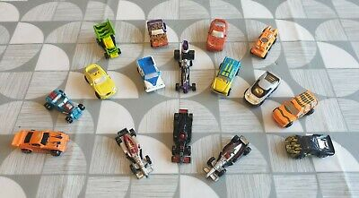 Micro Machines Bundle Of 15 Cars • 7.50£