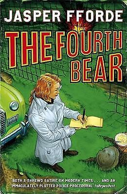 The Fourth Bear, Fforde, Jasper • 8.49£