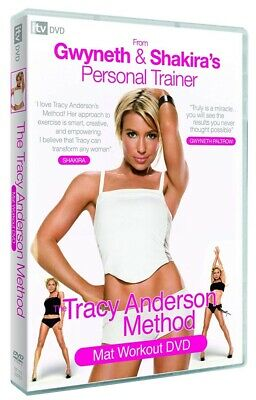 The Tracy Anderson Method - Mat Workout (DVD, 2009) • 2.49£