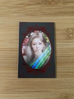 Kpop Twice Official Withdrama Pre Order Jeongyeon Photocard Eyes Wide Open • 4.95£