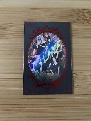 Kpop Twice Official Withdrama Pre Order Group Photocard Eyes Wide Open • 2.95£