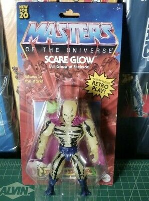 $39.49 • Buy Masters Of The Universe Origins Scare Glow 5.5 Action Figure