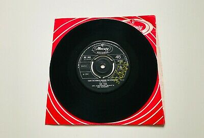 Timi Yuro   Turn The World Around The Other Way   UK Press 7  Sample Single Ex+  • 8£