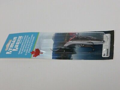 $ CDN31.41 • Buy Lyman Lures Size 3 Color 98 Wood Fishing Lure Trout Salmon